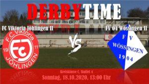 Derbytime im Stadion an der Jahnstraße @ Stadion an der Jahnstraße