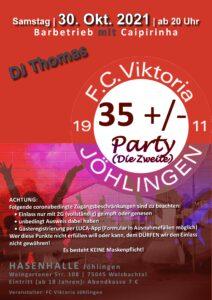 35 +- Party_Die Zweite @ Hasenhalle